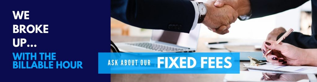Fixed price divorce | Fixed fee family lawyers