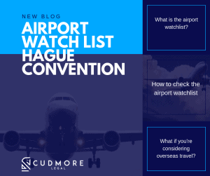 Airport Watchlist