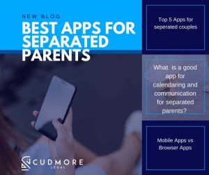 Best Apps for Separated Parents
