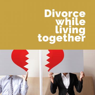 Divorce While Living Together