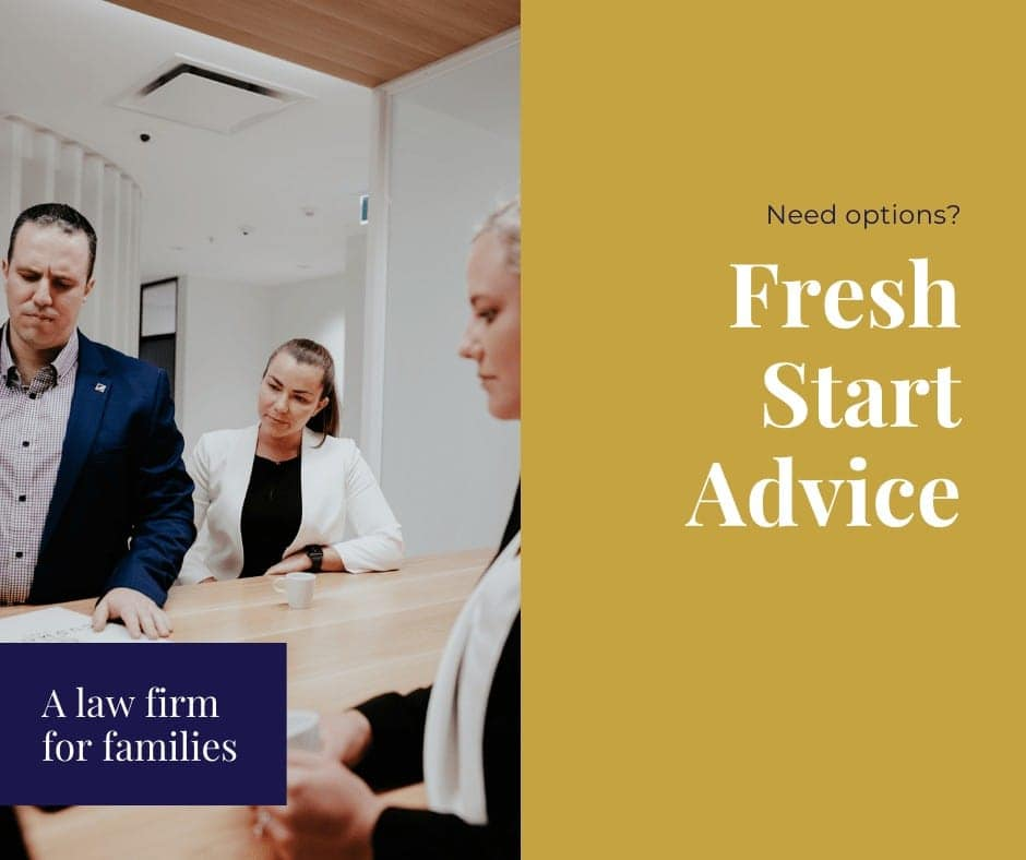 family lawyers advice session